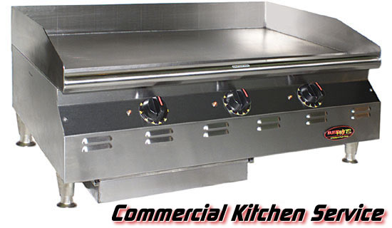 Dallas, TX - Restaurant Supply - Commercial Kitchen Service